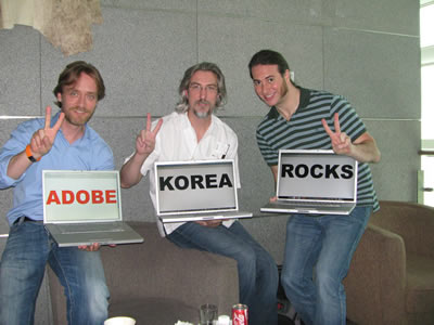 Adobe Korea Rocks